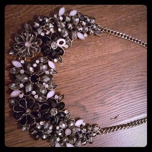 Big statment necklace